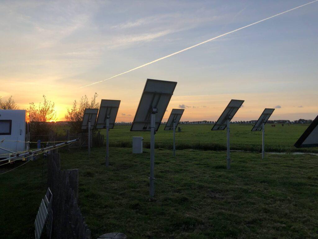 Zonnepark Camping Het Zonnveld