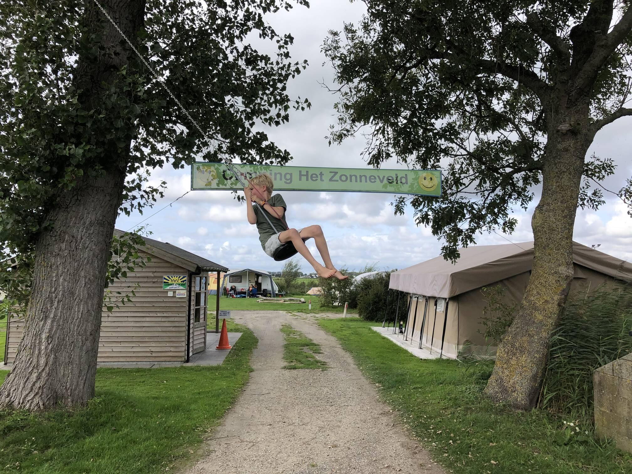 Camping Zonneveld in Schipluiden