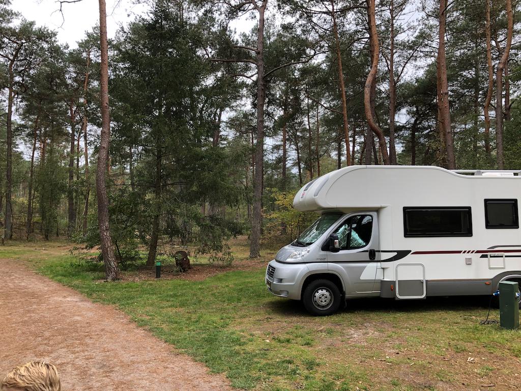 Landal Coldenhove Camping Plek 148