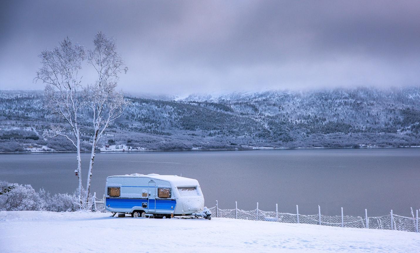 Winterkamperen Nederland