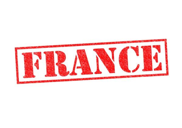 Frankrijk Stempel