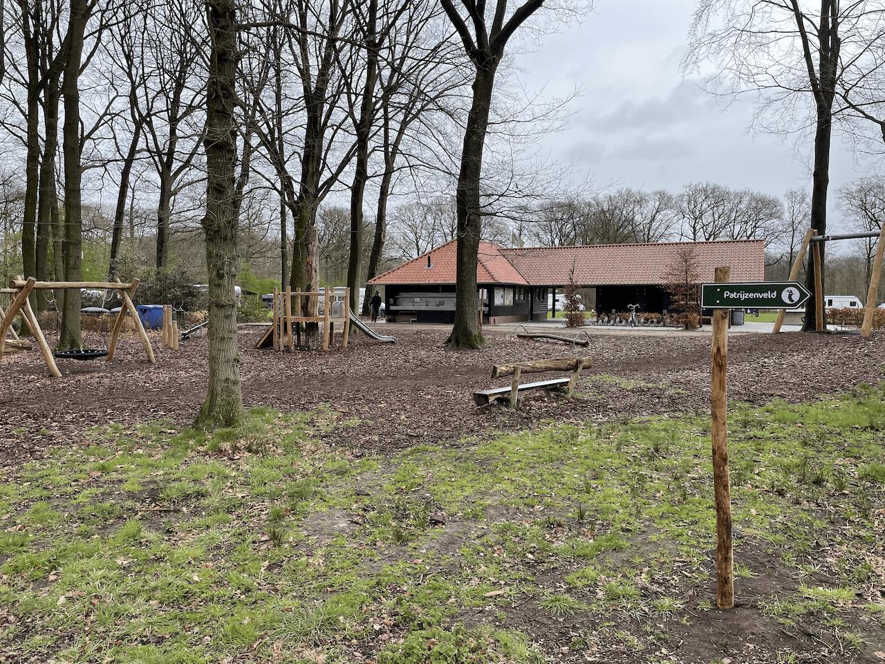 Camping De Hoevens in Alphen