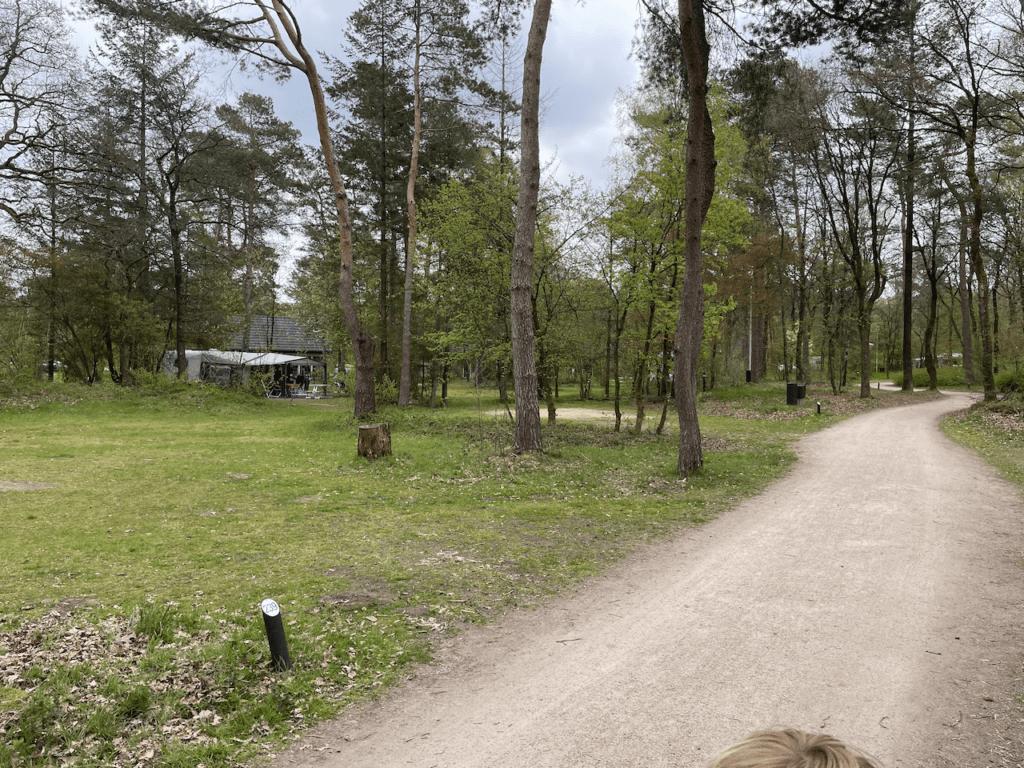 Plek 239 op Camping Rabbit Hill