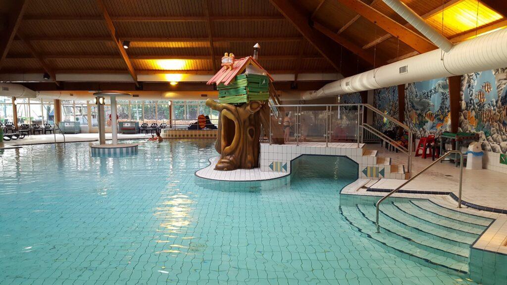 Overdekt zwembad Camping Landal Rabbit Hill
