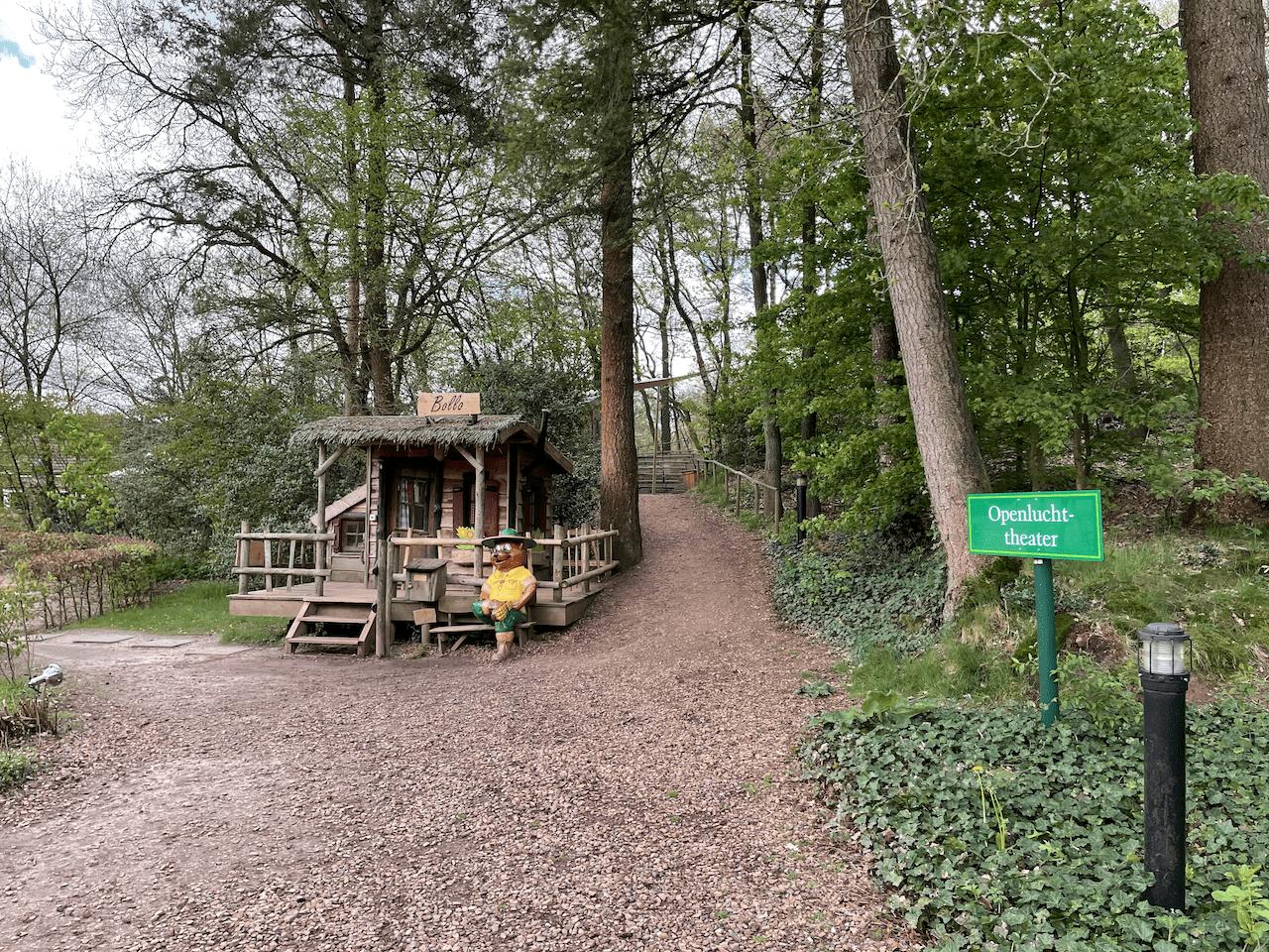 Bollo huis op Camping Landal Rabbit Hill